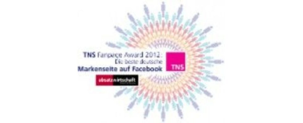 Facebook Fanpage Award 2012