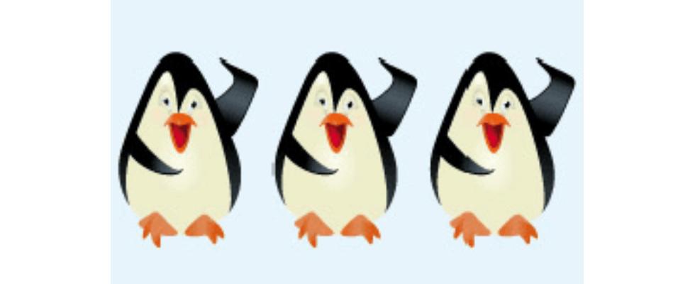 Infografik: Neue Metrik für den Penguin