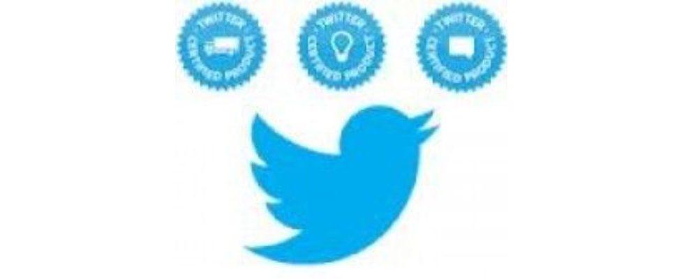 Twitter zertifiziert Apps mit einem Gütesiegel