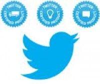 Twitter Gütesiegel