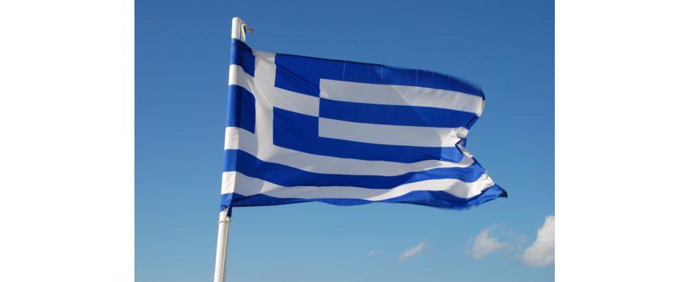 Man twittert jetzt auch auf griechisch