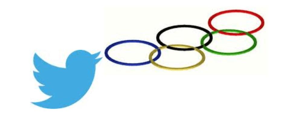 Twitter-Bilanz: Über 150 Mio. Olympia-Nachrichten