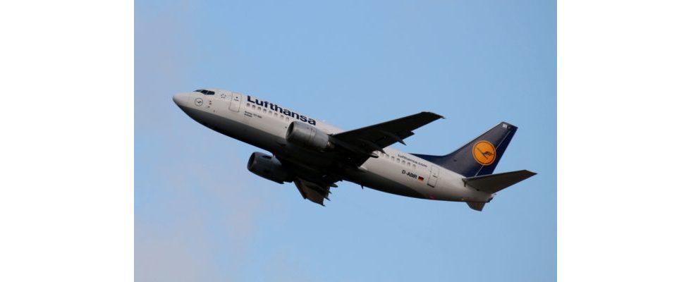 Online-Marketing: Lufthansa hebt ab