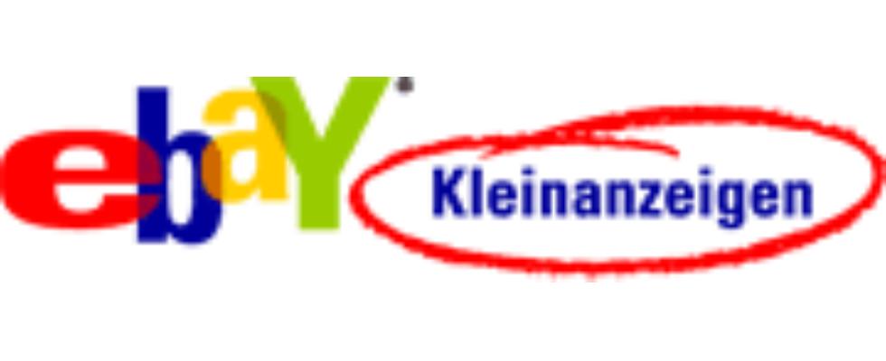 Bei Ebay-Kleinanzeigen gibt's jetzt Werbung