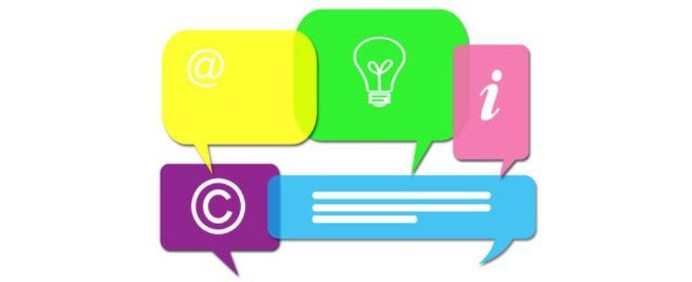 Content Marketing – Fremde Federn nutzen?