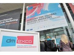 Impressionen von der dmexco 2012, Eingang Nord