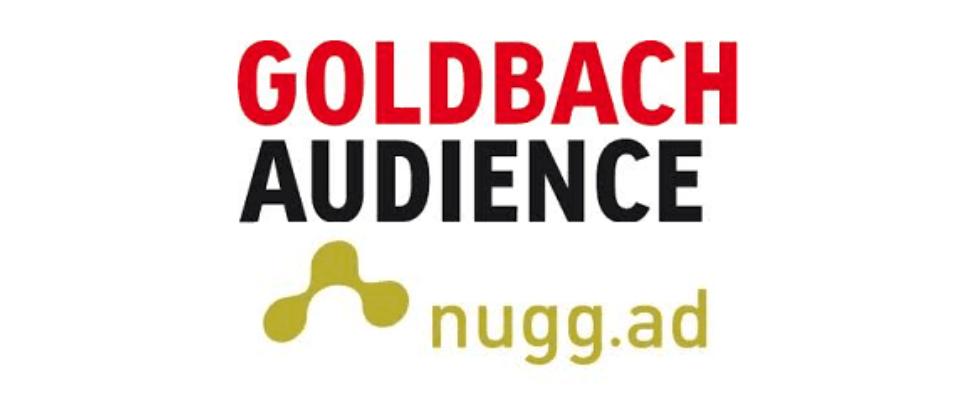 Goldbach Audience: Kooperation mit nugg.ad