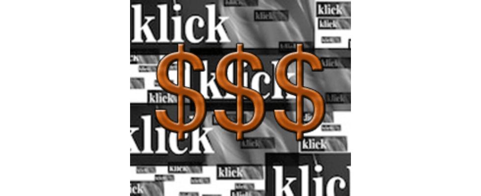 Google AdWords: Durchschnittlich 3 Dollar pro Klick