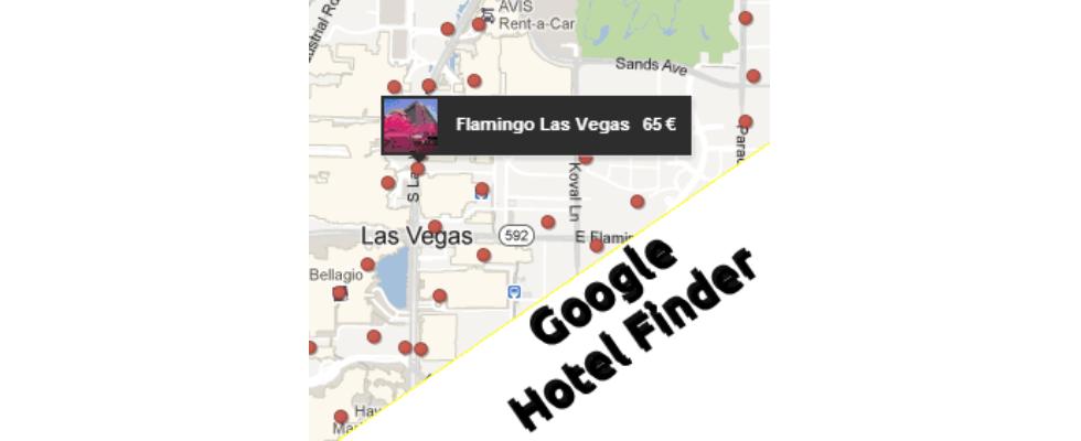 Hotels werden jetzt bei Google gefunden
