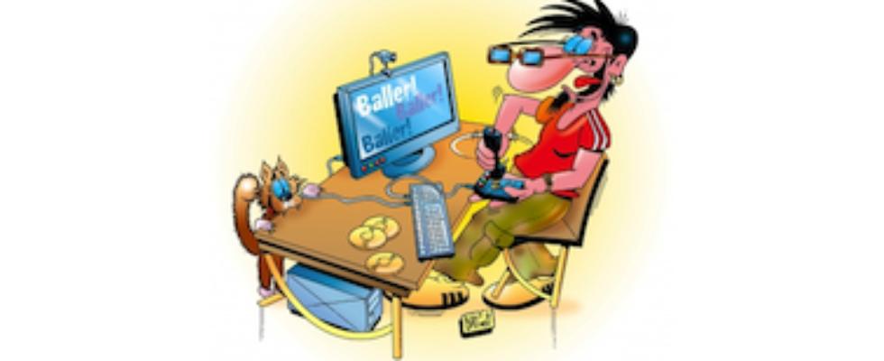 Online-Games: Männer zahlen gern