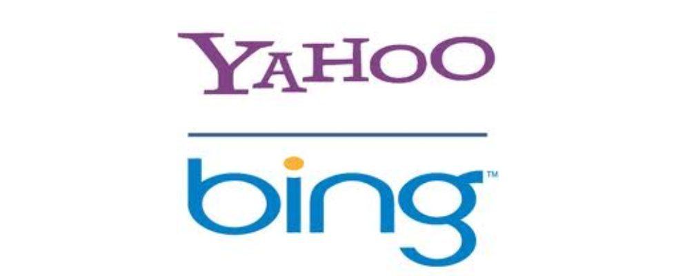 Paid Search: Yahoo/Bing wächst