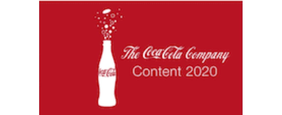 Coca Cola und die Content 2020 Mission