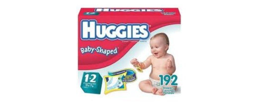 Das Windel-Werbe-Wunder von Huggies