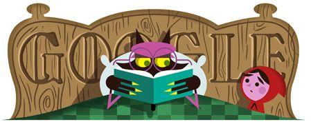 Google Doodle von heute: grimm märchen