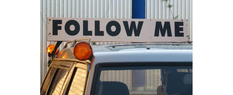 Facebook macht's wie Twitter: Follow statt Subscribe