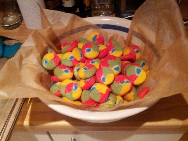So sehen die schicken Google Chrome Cookies aus