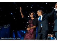 Obamas Wiederwahl bewegte die Twitter-Gemeinde