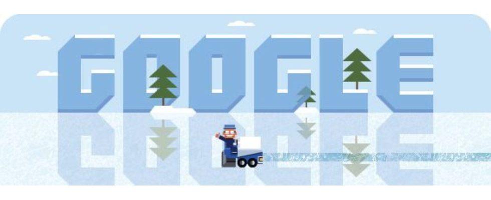 Google Doodle von heute: Frank Zamboni