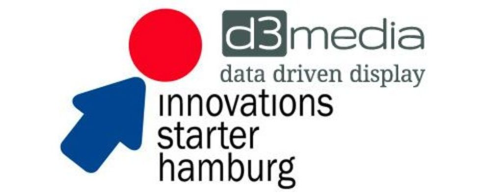 d3media AG mit Finanzierung durch den Innovationsstarter Fonds Hamburg