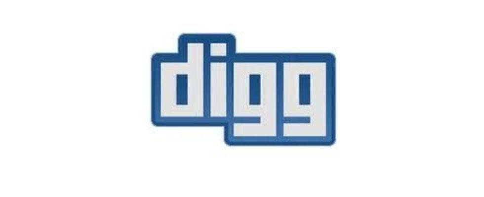 Bei Digg gibt's jetzt Werbung