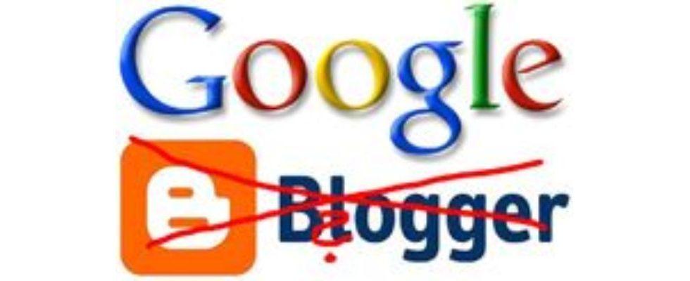 Mag Google keine Blogs mehr?