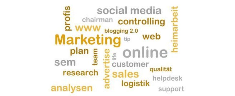 Heißt Online-Marketing bald nur noch Marketing?