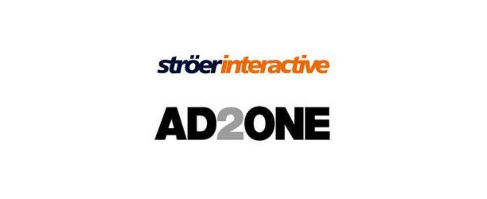 Ströer Interactive übernimmt Vermarkter AD2ONE