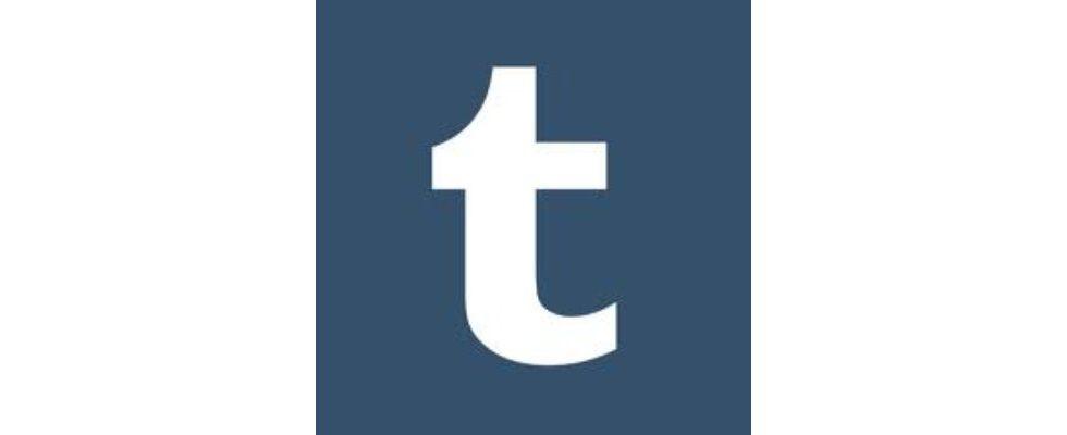 Tumblr: Werbeanzeigen jetzt auch im Desktop-Feed
