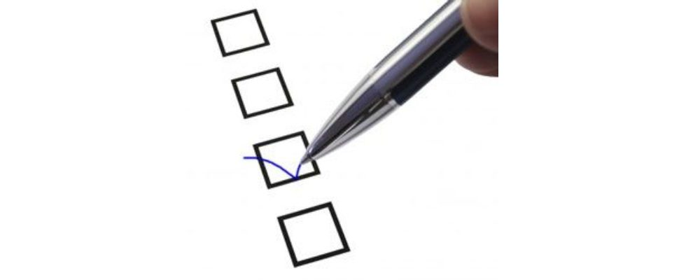 Hinweis: Umfrage zur Optimierung von digitalem Marketing 2013