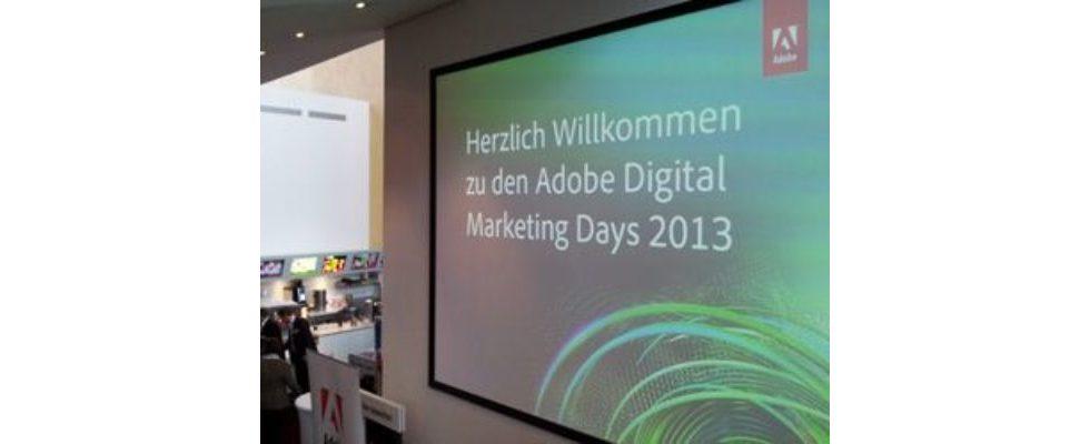 """Fakten statt Fabeln"" Interview zu den Adobe Digital Marketing Days 2013"