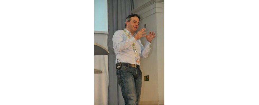 Dr. Florian Heinemann, Project A Ventures, eröffnet die d3con