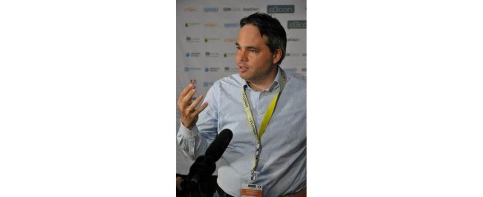Interview mit Dr. Florian Heinemann, Gründer und Geschäftsführer von Project A, auf der d3con