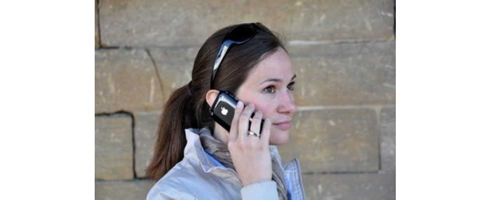 Wie das Mobiltelefon den Einkauf beeinflusst