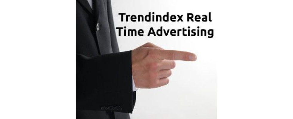 Trendindex Real Time Advertising Februar 2013