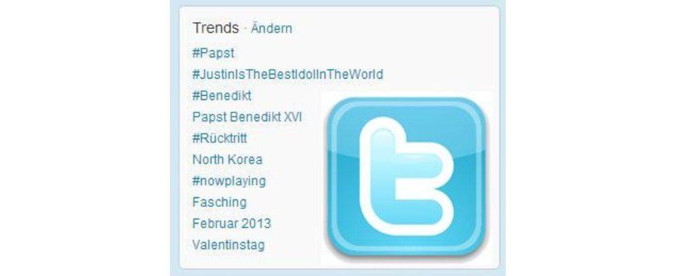 """Preis für """"Promoted Trends"""" auf Twitter steigt auf 200 000 $"""