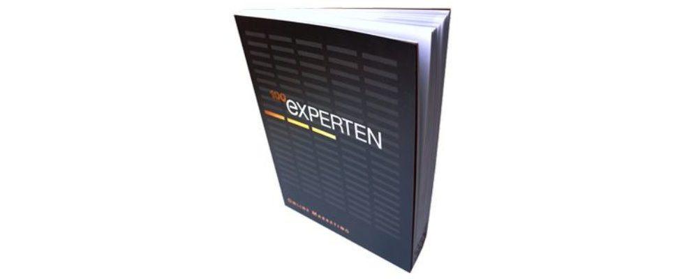 Buchvorstellung: 100 EXPERTEN ONLINE MARKETING