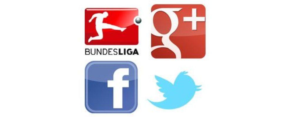 Bundesliga: Wer ist Social Media Spitzenreiter?