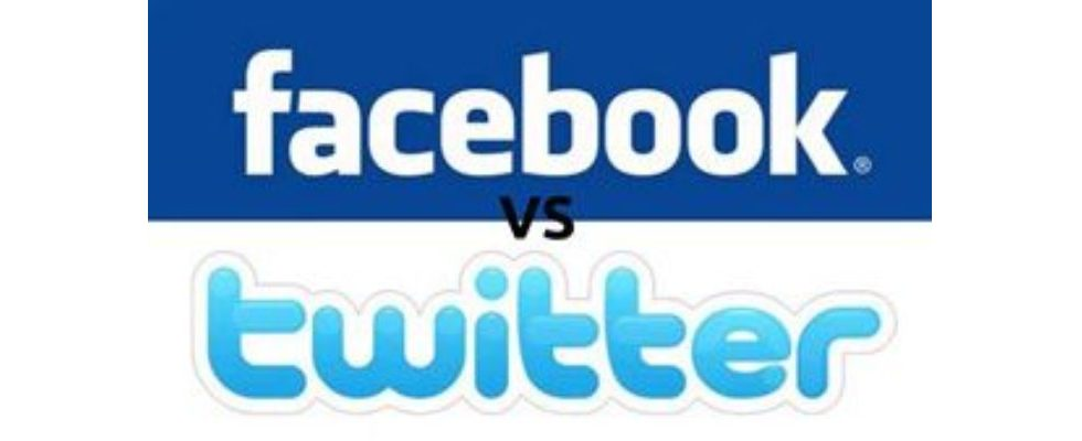 Facebook vs. Twitter – Next Round
