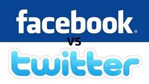 Facebook vs. Twitter – Next Round
