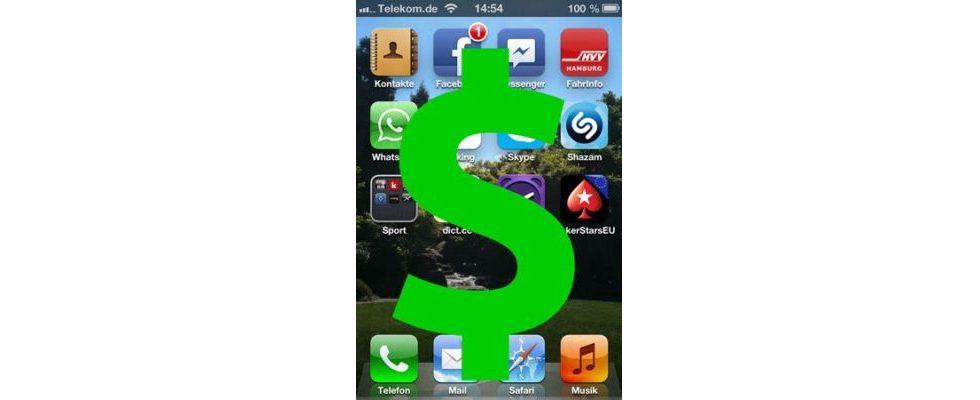 App Monetarisierungs-Strategien für 2013