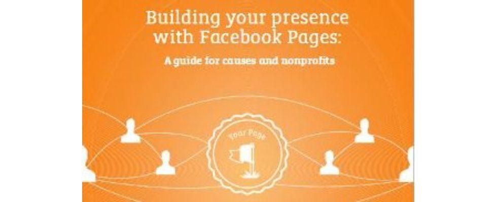 Erfolgsmethoden: Facebook unterstützt Non-Profit-Organisationen