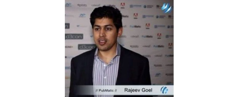 """""""key differences between the U.S. and the german market"""" Interview mit Rajeev Goel, CEO PubMatic"""