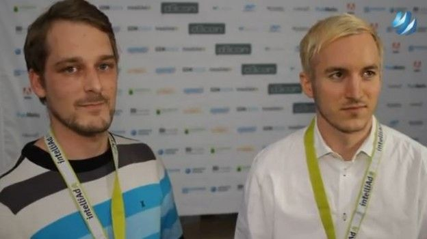 Simon Schier und Jens Lukas
