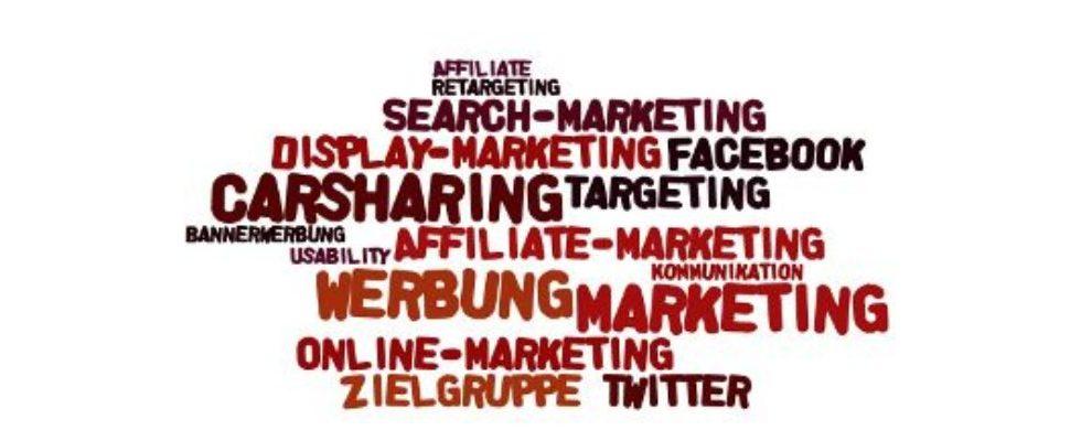 Carsharing: Online Marketing? Mobile Marketing? Beides?