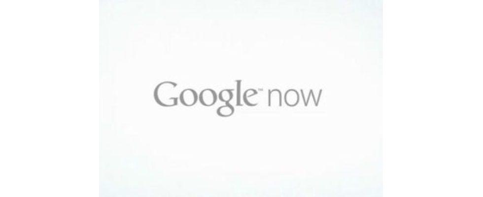Google Now jetzt auch für iOS