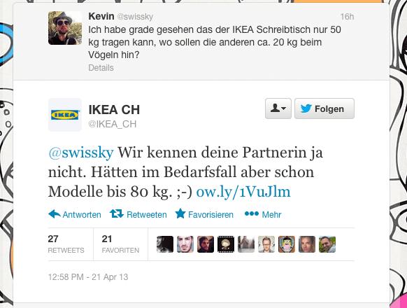 Sex Social Media Und Ikea Schreibtische Onlinemarketing De