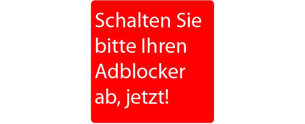 Im Kollektiv gegen den AdBlocker – Verlage mucken auf
