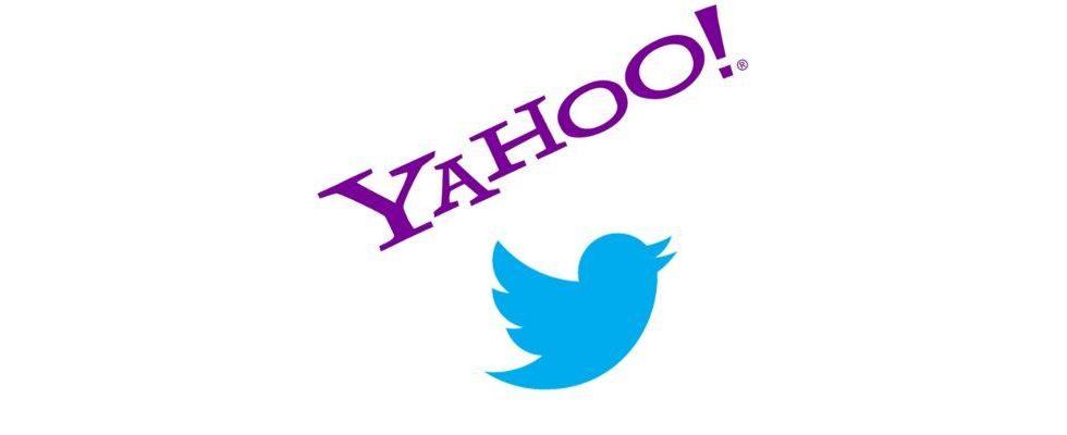Tweets im Yahoo! Newsfeed