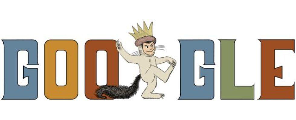 Google Doodle von heute: Maurice Sendak