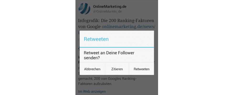 Wie Marketing Experten Twitter nutzen